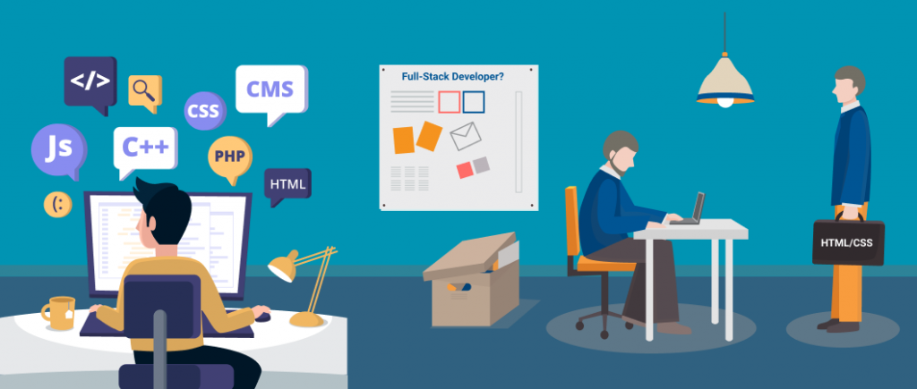 Are you hiring a web developer when you need a full-stack developer