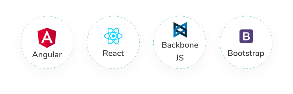 Our Frontend Stack Logo