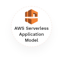AWS Serverless Application Model Logo