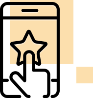 icon for Build user experience for a broad demographic